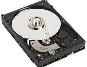 Installation d'un disque dur