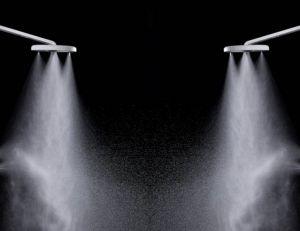 Aperçu de la douche Nebia permettant d'économiser 70 % d'eau