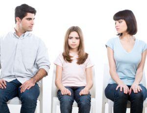 Droit de garde de l'enfant après la séparation de ses parents