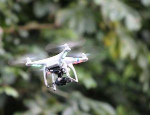 Microsoft prévoit d'envoyer des drones pour lutter contre les moustiques et les épidémies qui en découlent... - copyright Project Premonition