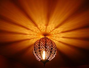 Eclairage marocain