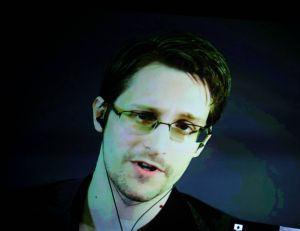 Edward Snowden - Gage Skidmore / Flickr CC.