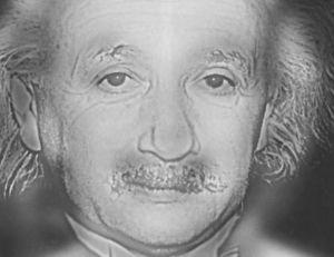 Voyez-vous Albert Einstein ou Marilyn Monroe sur cette photo ?