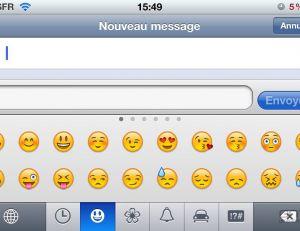 Les emojis, prochainement au menu des mots de passe ?