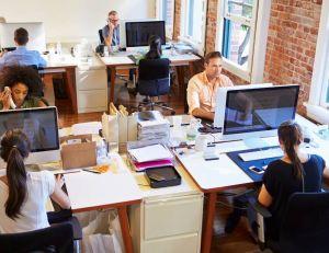 Les salariés français travaillent moins que leurs homologues allemands, à temps de travail égal, mais créent davantage de richesse - iStockPhoto