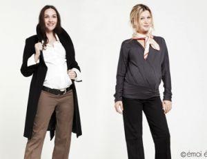 Comment s'habiller au bureau quand on est enceinte ?