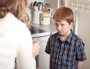 Comment réagir face à un enfant qui n'écoute pas ?