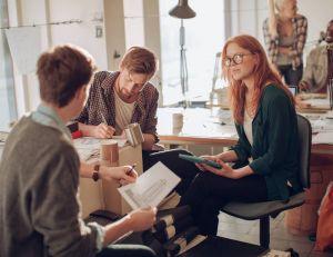 Entrepreneuriat : quel est le profil-type du créateur de start-up ?/ iStock.com - Geber86