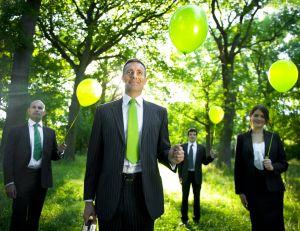 Des entreprises qui se mettent au vert