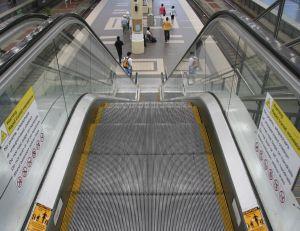 Les chercheurs estiment que marcher dans les escalators est contre-productif