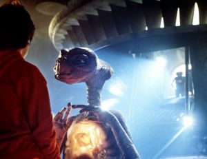 E.T. L'extra-terrestre © Amblin Entertainment