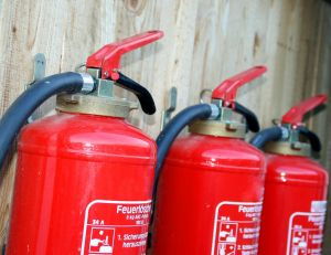 Comment éteindre un incendie ?