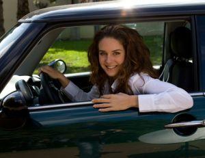 L'examen du permis de conduire