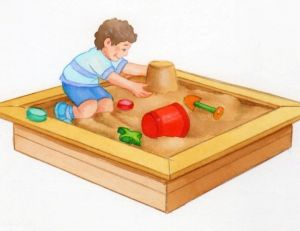 Construire un bac à sable