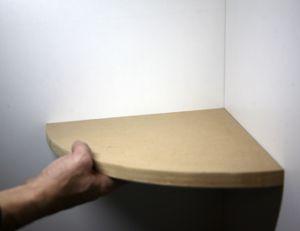 Fabriquer des étagères d'angle