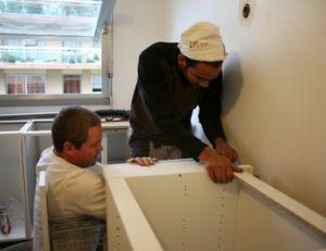 Monter un meuble de cuisine pr fabriqu Fabriquer meuble cuisine