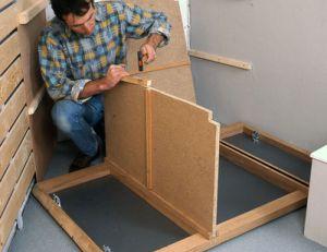 Fabriquer un meuble de lavabo sur mesure | Pratique.fr
