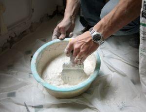 Enduit de lissage appliquer comment faire un enduit de lissage taloche - Comment appliquer l enduit de lissage ...