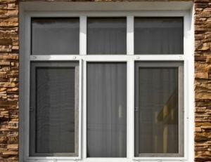 Fenêtre anti effraction