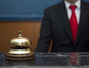 Devenir réceptionniste d'hôtel