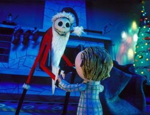 Film d'animation © L'étrange Noël de Monsieur Jack - Touchstone
