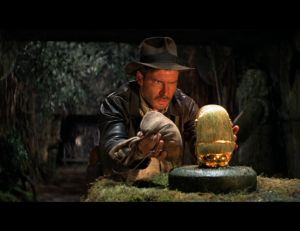 Film d'aventure © Les Aventuriers de l'Arche Perdue - Paramount Pictures