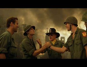 Film de guerre © Apocalypse Now - American Zoetrope