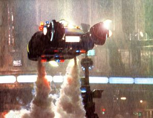 Film de science-fiction © Blade Runner - The Ladd Company