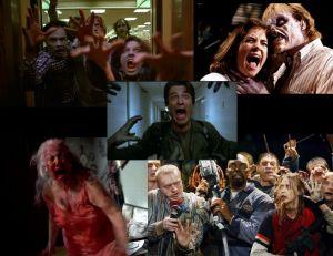 Les films de zombies © Laurel E. - Universal Pictures - Filmax - De Laurentis