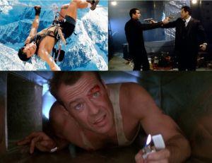 Les meilleurs films d'action © Carolco Pictures - Paramount Pictures - 20th Century Fox