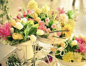 Fleurs artificielles : un bel effet sans entretien