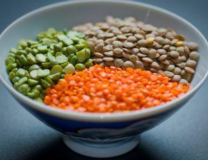 Haricots rouges, lentilles, pois chiches : les bienfaits des légumineuses