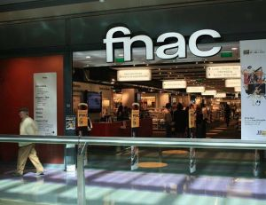 Un magasin Fnac au Portugal - copyright wikimedia commons