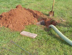 Calculer les dimensions d'une fosse septique