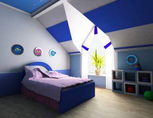 Réaliser une chambre de garçon