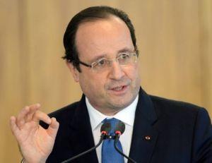 François Hollande lors d'une allocution à Brasilia en décembre 2013 - public domain