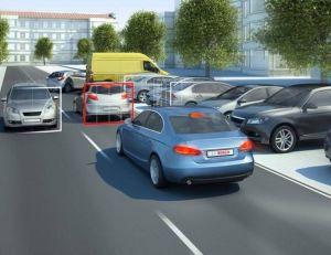 Bientôt un dispositif de freinage automatique d'urgence de série ?