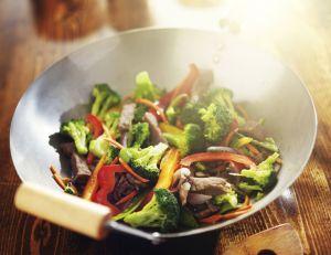 Quid des bienfaits des légumes frits sur la santé, par rapport aux autres modes de cuisson ?
