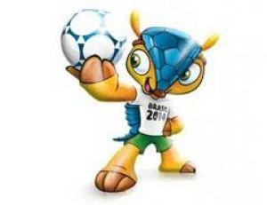 Fuleco, mascotte de la coupe du monde de football 2014
