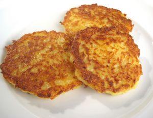Recette de la galette de pommes de terre
