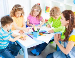 Faire garder ses enfants dans un centre Mom'Artre