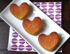 Recette du gâteau à l'huile d'olive et au citron