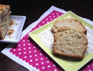 Recette du gâteau moelleux à la noix de coco