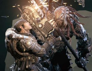 Gears of War 3 - Epic Games ©