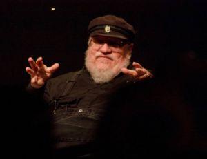 L'auteur de Game of Thrones a annoncé qu'il n'était pas parvenu à finaliser le sixième tome - copyright Adrian Long / Creative commons