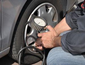 Gonfler un pneu