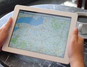 Google Maps s'engage contre le handicap