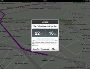 Les GPS gratuits sur iPhone et iPad