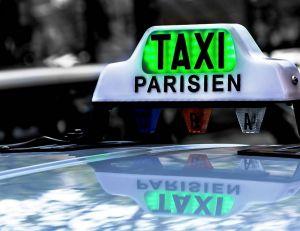 Les taxis parisiens en colère contre UberPop