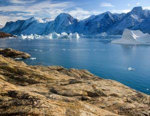 Groenland : une base secrète mise à jour par la fonte des glaces